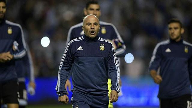 Pelatih Argentina Sampaoli Dipecat Dari Timnas Argentina Usai Kalah Lawan Kroasia