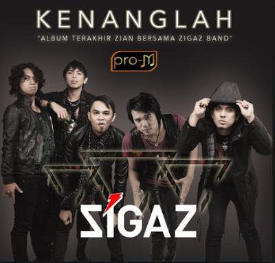 Zigaz Mp3 Full Album Kenanglah (2015) Terbaru Rar