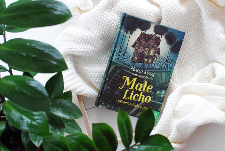 Małe Licho i tajemnica Niebożątka – Marta Kisiel [RECENZJA]