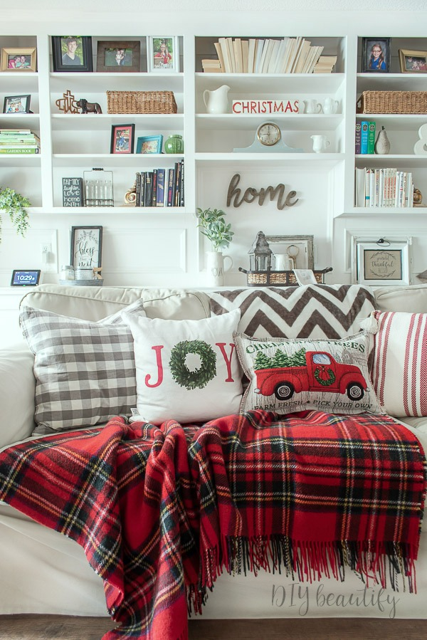 cozy farmhouse Christmas