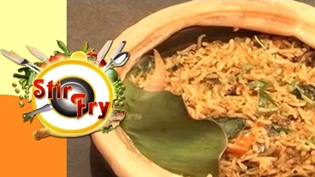 Stir Fry 15-10-2017 | Food Show | Peppers TV