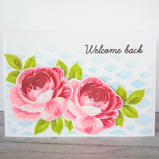 Altenew Build-a-flower rose