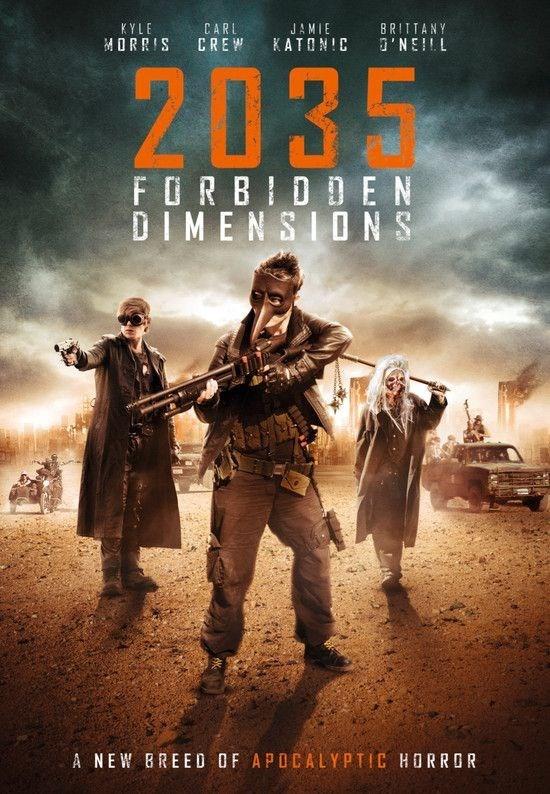 2035 The Forbidden Dimensions (2013) 2035 ข้ามเวลากู้โลก