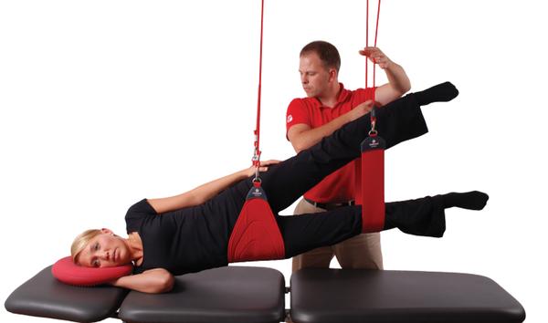 好痛痛 redcord 紅繩懸吊 運動治療 下背痛 腰痛 深層肌群 核心肌群
