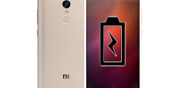 Alasan Kenapa Xiaomi Redmi Note 4 Mediatek Baterainya Sangat Boros ?