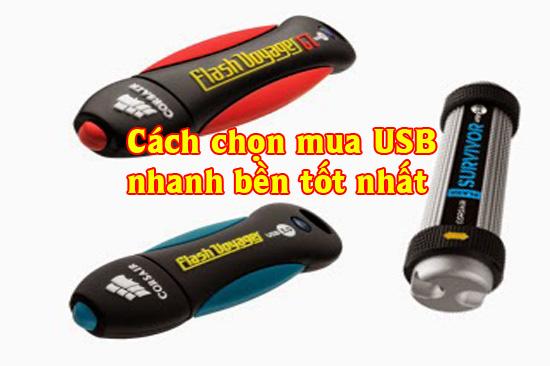 USB loại nào nhanh bền tốt nhất