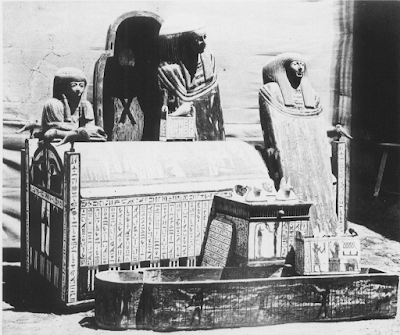 Priest-Kings of Thelema: Boulaq Museum Ankh-af-na-khonsu
