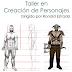 Taller de creación de personajes con Punto y Cuerda
