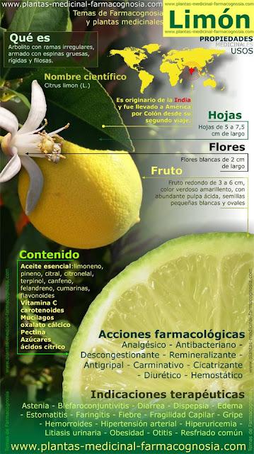 imagen El limón