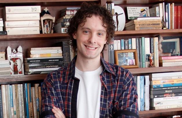 "ENTREVISTA: O autor Vincent Villari fala ao Cabide sobre ""A Lei do Amor"", a próxima novela das nove!"