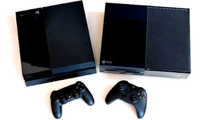 PS4 vs Xbox One Design Review: