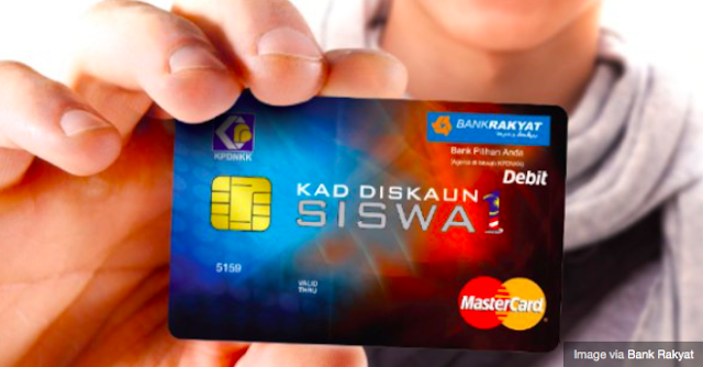 Kad Debit Bank Rakyat