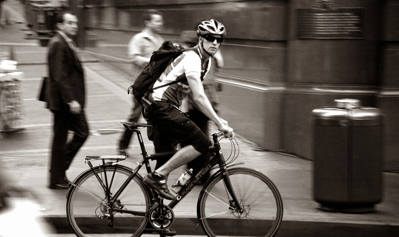 sydney bike messenger - photo#5