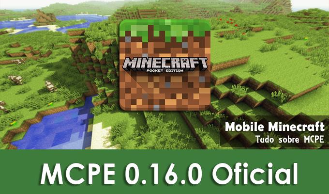 descargar minecraft pe 0.16.0 para android 2.3.6