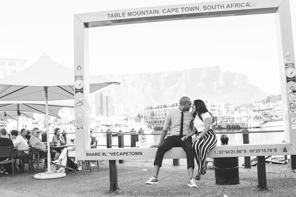 DK Photography CCD_5024 Preview ~ Charmion & Danhill's Engagement Shoot in Waterfront  Cape Town Wedding photographer