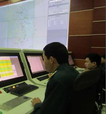 hệ thống cảnh giới vùng trời quốc gia tự động VQ1-M do Viettel chế tạo