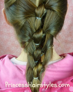 Astounding Seashell Knotted Hairstyles Hairstyles For Girls Princess Hairstyles For Men Maxibearus
