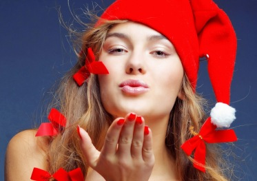 merry xmas girls