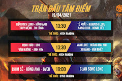Bản tin AoE ngày 19/4:Tiểu Bạch Long trở lại trong đại chiến Thái Bình - Sài Gòn New