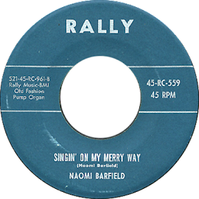 Small Independent Rockin' 45rpm Labels: Country Jubilee / Gospel