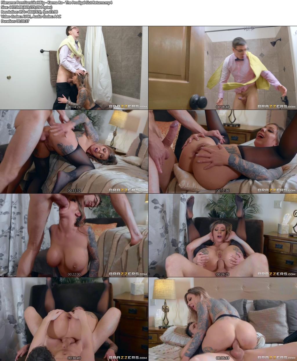 [18+] PornStarsLikeItBig - Karma Rx 2019 Sex Video - The Prodigal Slut Returns XXX Screenshot