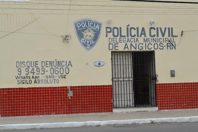 Resultado de imagem para policia civil de angicos