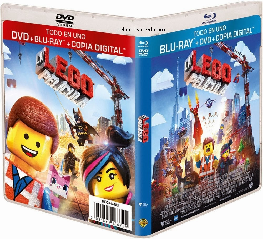 Ver The Lego Movie (La Gran Avetnura Lego) (2014) Online