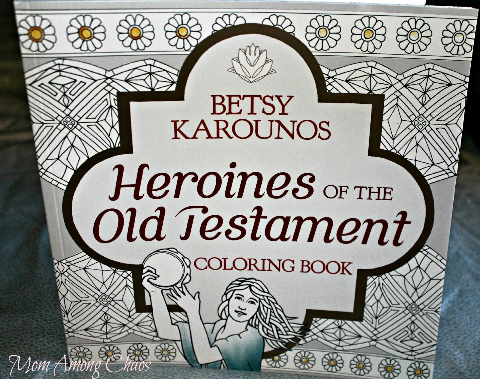 Heroines Of The New Testament Review Coloring Book Bible Meditation Relaxation