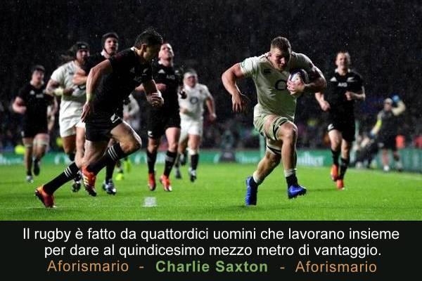Aforismario Aforismi Frasi E Citazioni Sul Rugby