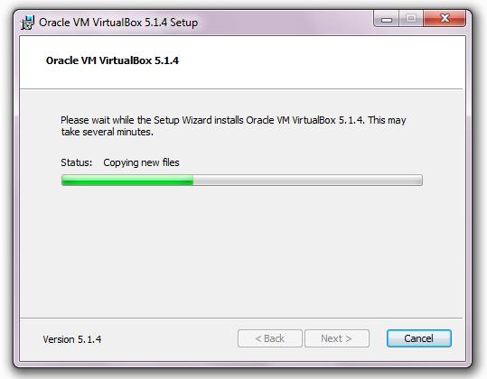 virtual box 7