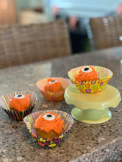 Pumpkin Peanut Cake Balls