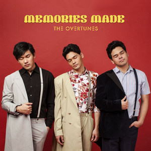 The Overtunes - Memories Made (Full Album 2018)