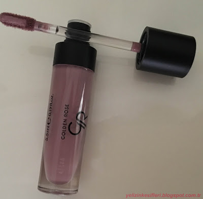 Golden Rose Longstay Liquid Matte Lipstick Kissproof 10