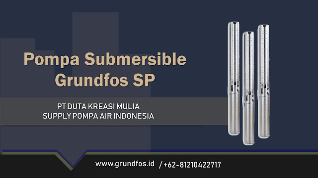 Katalog Pompa Grundfos Submersible SP
