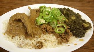 My favourite - Moghul's Taste with Kerela Keema