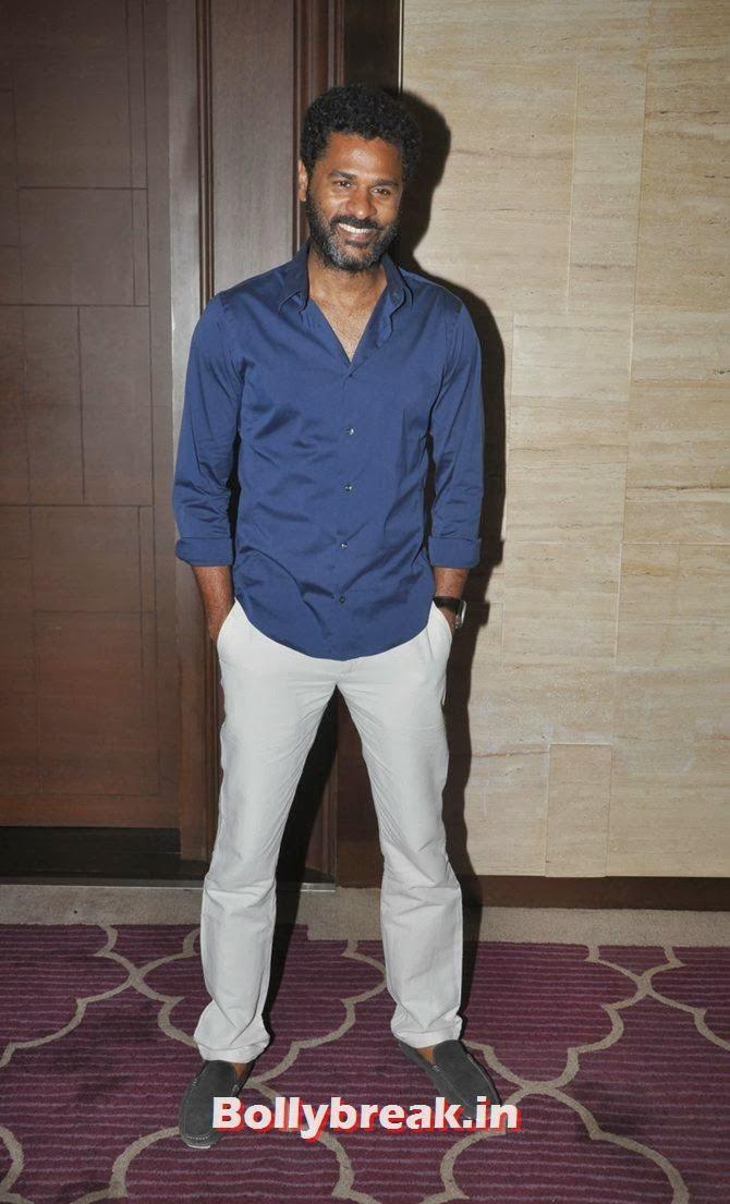 Prabhu Deva, Bollywood Stars Attend Asin's birthday bash