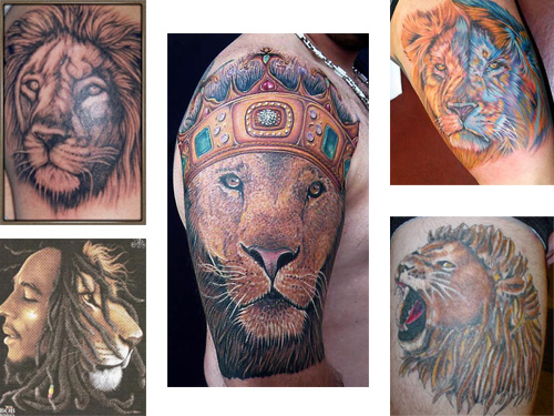 107c942b41edc Lion free tattoo design, beautiful lion tattoos part 14 | 3D tattoos ...