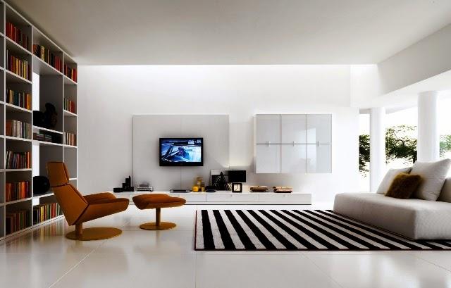 Comment donner à mon salon un air contemporain!? ~ Créatif ...