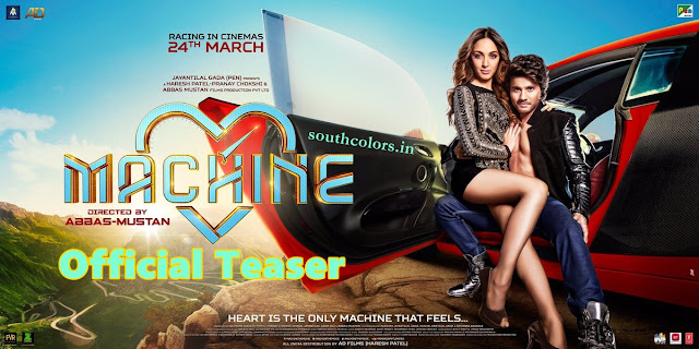 Machine Hindi Movie Official Teaser