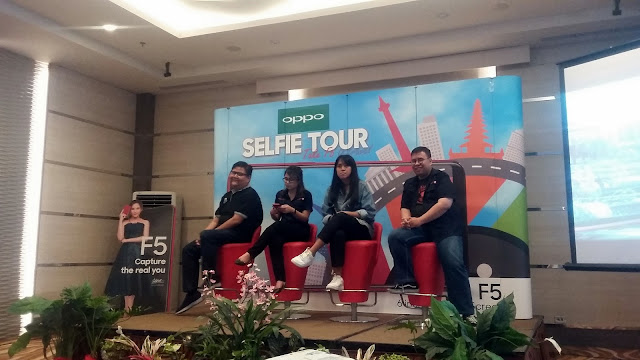 OPPO Selfie Tour