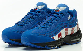 huge discount 455ca e6284 Originally released in 2007, this Nike Air Max  95 LE DB is the first of  five Nike x Doernbecher re-releases set to drop in 2013. Designed by Mike  Armstrong ...