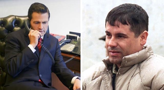 """""""Soy Joaquín Guzmán Loera, ¿Te suena el nombre, Cabrón?, tu vida me la reservo yo?"""""""