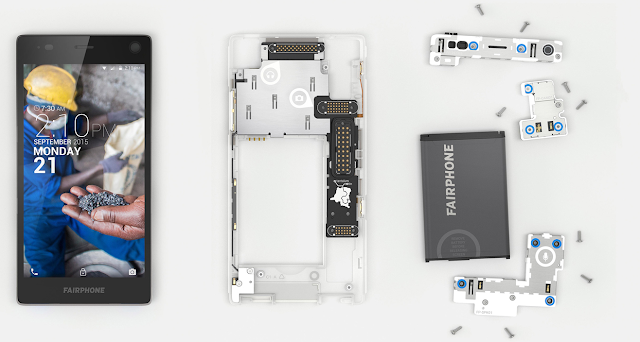 Fairphone 2 : The Modular Smartphone now available !