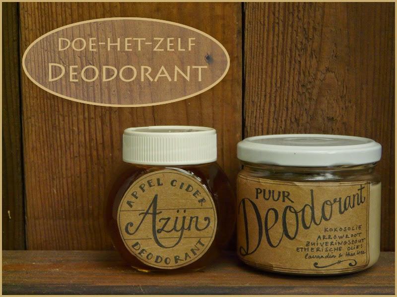 beste deodorant vrouwen