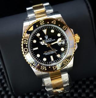 Jam Tangan Pria Rolex GMT