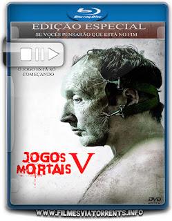 Jogos Mortais 4 Torrent - DVDRip Dublado