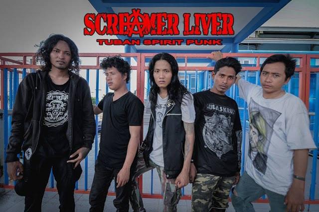 Screamer Liver