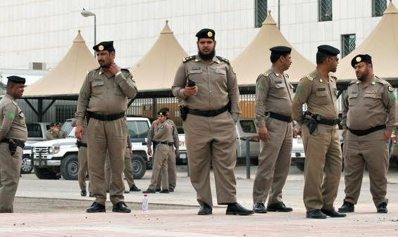 إستشهاد رجلى أمن فى السعودية