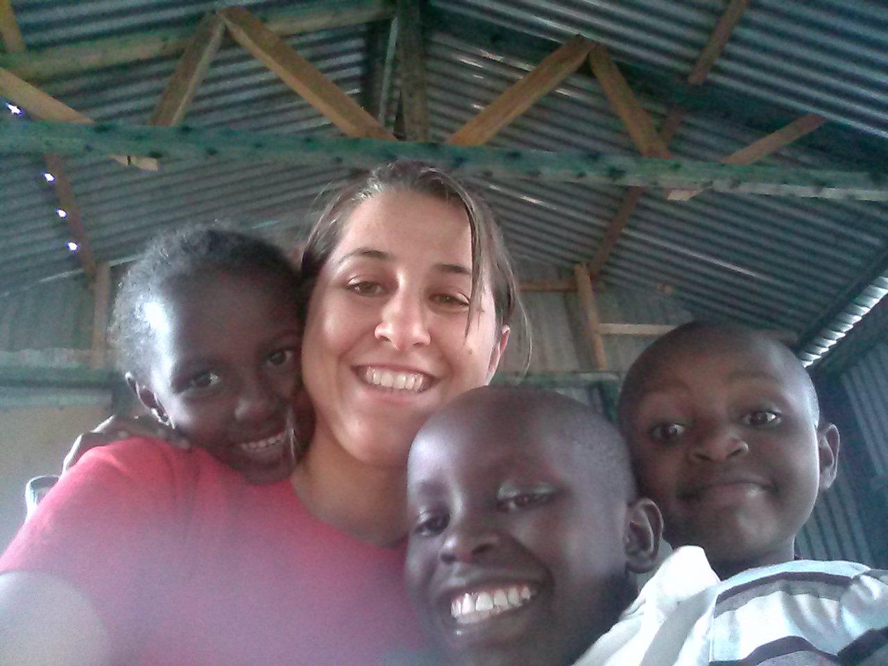 Viajes que cambian la vida...: Experiencia de Fanny en Kenia: \