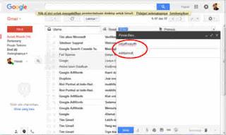 lamaran kerja lewat email